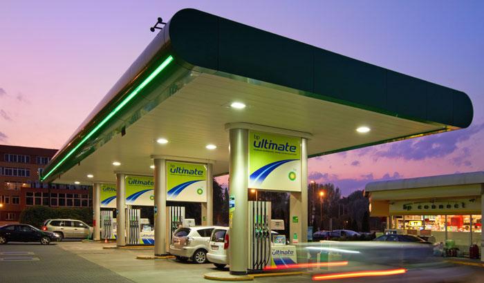 BP Krakow & Canopy lighting | Philips Lighting