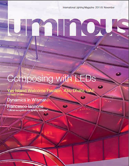 Luminous 8 cover