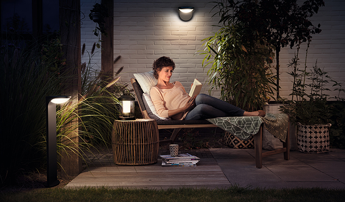 New research reveals outdoor lighting makes homes more attractive to buyers