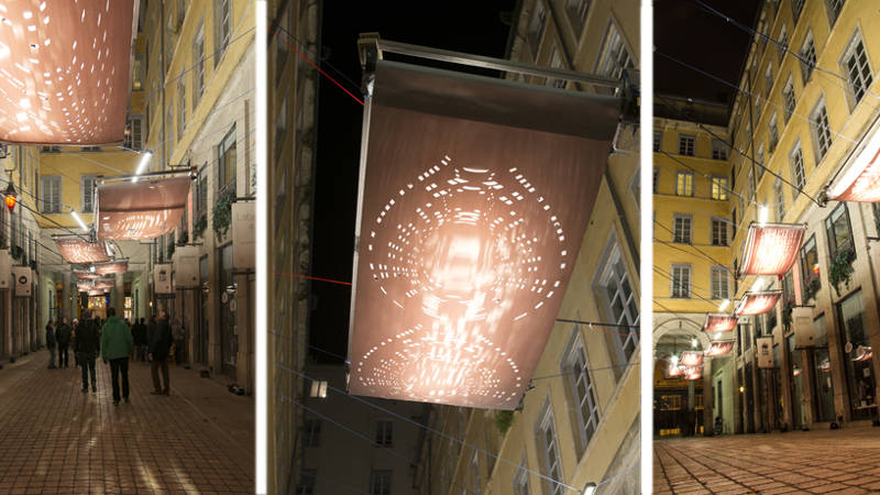 Urban Lighting in Public Spaces