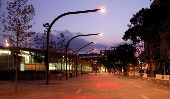 Light for Public Space: A Framework for People's Engagement with Light