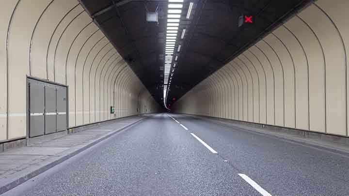 Lighting the way for tunnel refurbishment