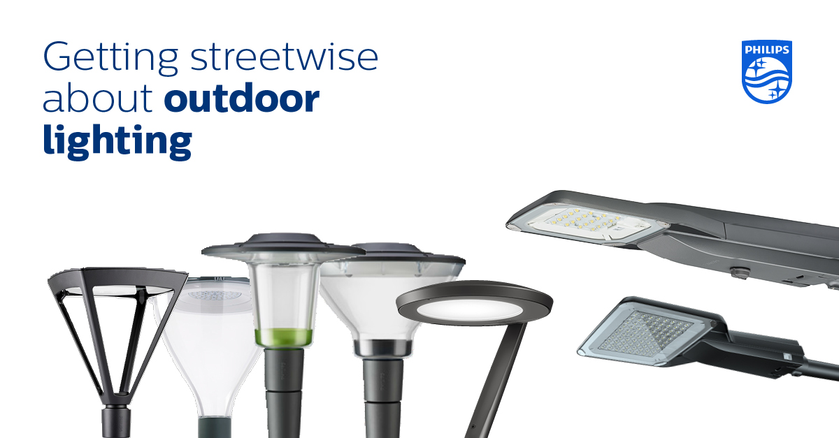 getting streetwise about outdoor lighting