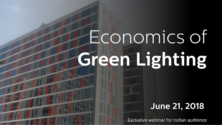 Economics of Green Lighting