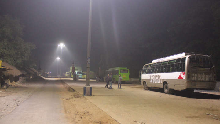 Philips LED streetlights installed across Haldia National Highway