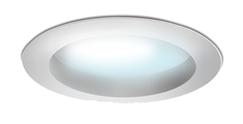 Robust construction and design of advanced LED downlight from Philips