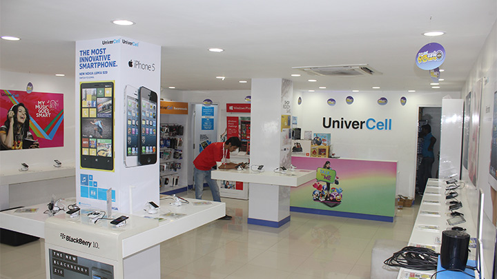 See how Philips LED lighting from Philips helped UniverCell attract more customers to its retail stores and save significantly on energy costs