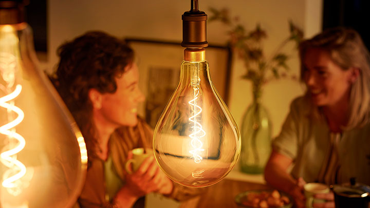 Classic design - vintage bulbs