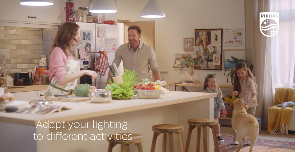 Google Home Smart Wi-Fi LED lighting