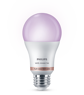 full color dynamic light bulb